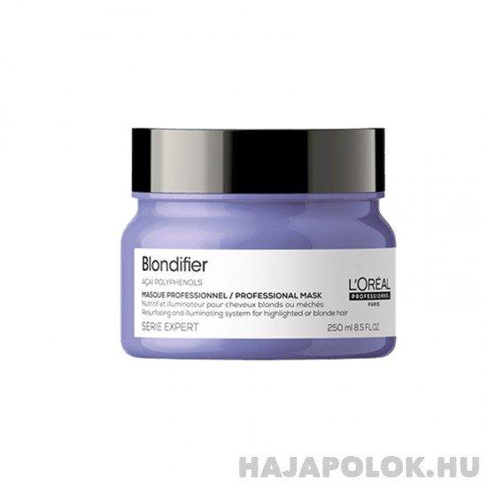 L'Oréal Professionnel Serie Expert Blondifier Masque hajmaszk 250 ml