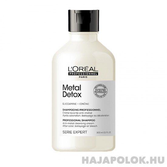 L'Oréal Professionnel Série Expert Metal Detox sampon 300 ml
