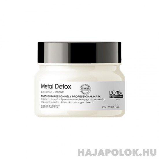L'Oréal Professionnel Série Expert Metal Detox hajmaszk 250 ml