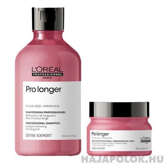 L'Oréal Professionnel Série Expert Pro Longer sampon+hajmaszk csomag