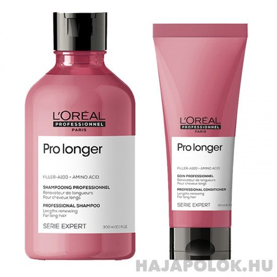 L'Oréal Professionnel Série Expert Pro Longer sampon+kondicionáló csomag