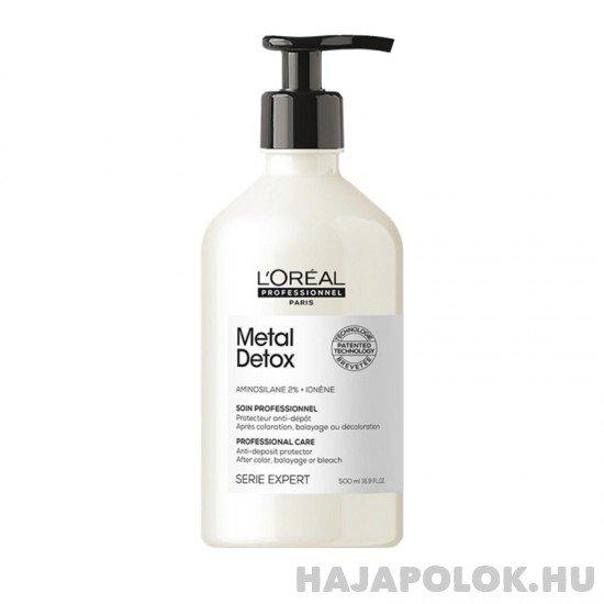 L'Oréal Professionnel Série Expert Metal Detox kondícionáló 500 ml